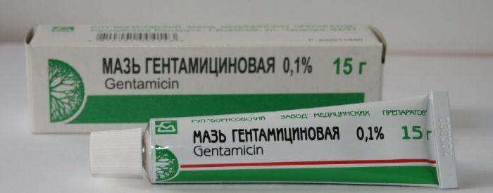 Антибиотики при геморрое