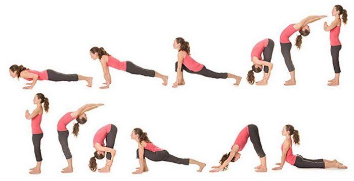 Йога при геморрое для женщин