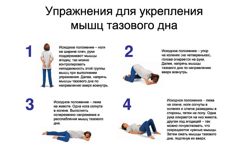 Лечебная гимнастика при геморрое  упражнения при геморрое