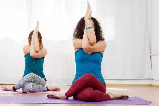 Йога и геморрой упражнения