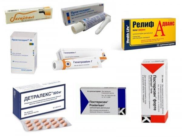 Начальная стадия геморроя и предусмотренные методы лечения