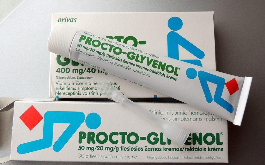 самые эффективные таблетки от геморроя у мужчин
